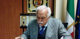 Il nuovo presidente Aci Calabria Rocco Farfaglia