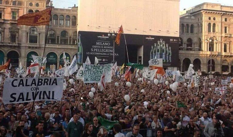 Ma la Calabria è davvero con Salvini…?