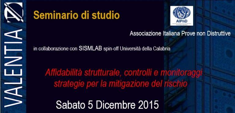Mitigazione del rischio sismico, domani il seminario dell'Ordine degli architetti