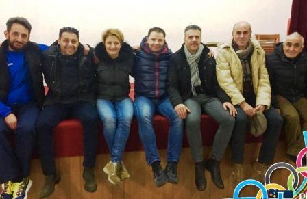 Tagliando per l'Atletica San Costantino, riconfermato il direttivo