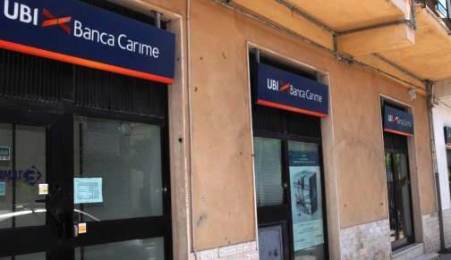 Ubi Banca taglia le filiali, nel Vibonese chiudono tre sportelli