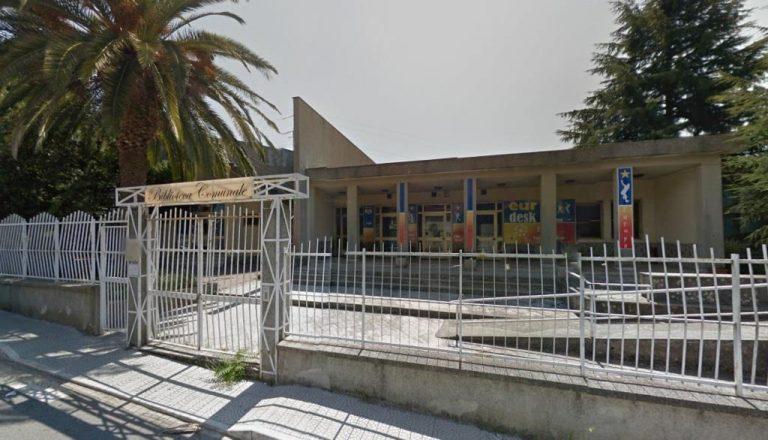 Biblioteca comunale, si lavora per la riapertura