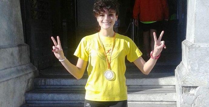 Messina Marathon, Chiara Raffaele prima nella 10 km