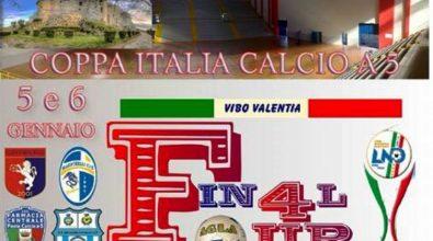 A Vibo le finali di Coppa Italia di calcio a 5