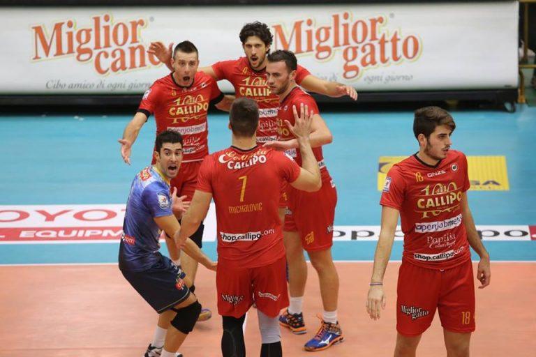 Tonno Callipo, missione compiuta: è semifinale play off