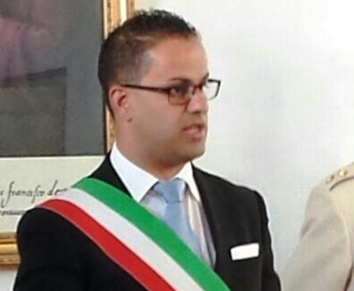 Il sindaco Francesco Mazzeo