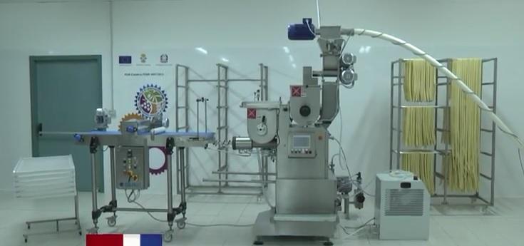 """Una """"Hall tecnologica"""" a sostegno delle imprese, Colacchio Food in prima linea – VIDEO"""