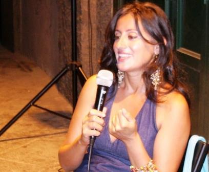 """""""Non dire niente"""", Maria Barresi presenta il suo romanzo a Nicotera"""
