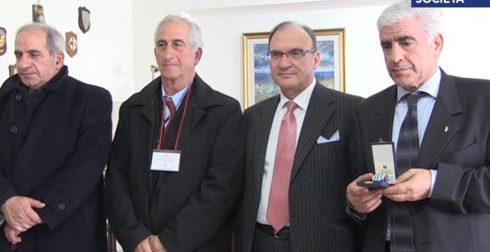 Medaglia d'onore in memoria di due vibonesi deportati – VIDEO