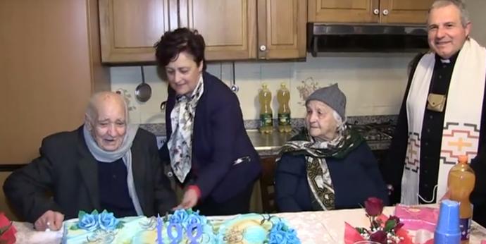 I cento anni di nonno Cicco – VIDEO
