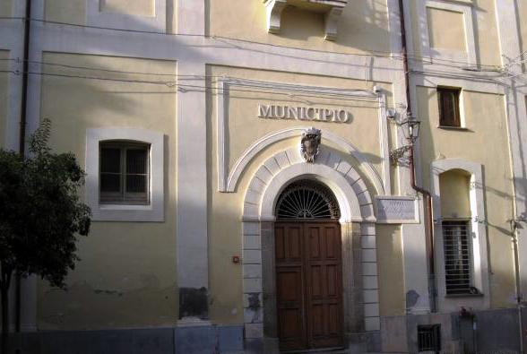 Palazzo Sant'Anna, sede del Comune