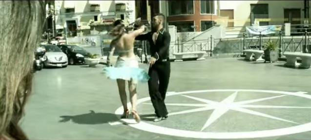 Pizzo nel video di Umberto Tozzi, ma non mancano le critiche
