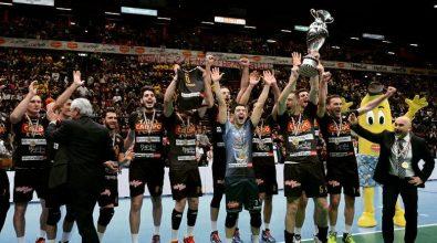 Trionfo Tonno Callipo, Vibo è campione d'Italia – VIDEO