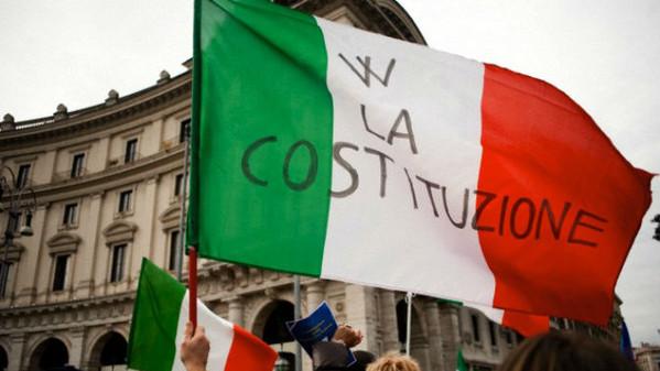 Referendum, si vota il 4 dicembre. Sinistra italiana in piazza per il No