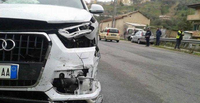 Incidente stradale a Piscopio, un ferito grave – FOTO/VIDEO