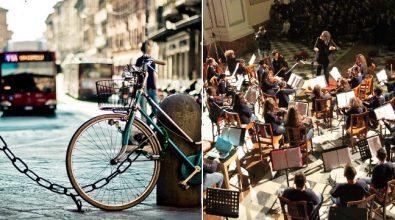Mobilità sostenibile e Orchestra dei migranti, ecco i progetti europei del Comune