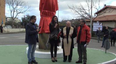 Inaugurato il monumento a Louise Braille – VIDEO