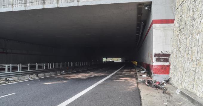 """Quella galleria maledetta sull'autostrada """"nei pressi di Mileto"""""""