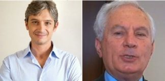 Giuseppe Mangialavori e Massimo Scura