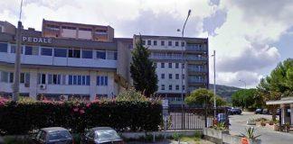 L'ospedale di Tropea