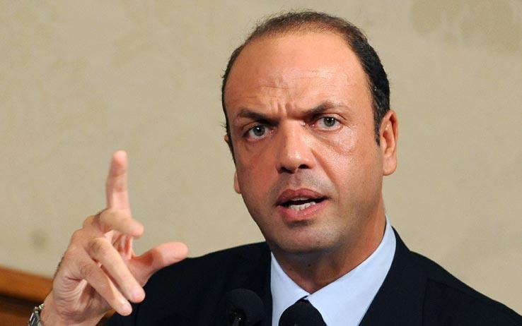 Il ministro Alfano sarà in visita a Dinami