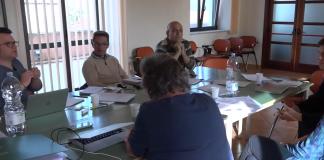 La riunione tenutasi a S. Onofrio