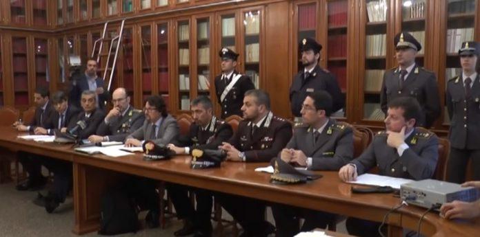 La conferenza stampa di questa mattina a Catanzaro