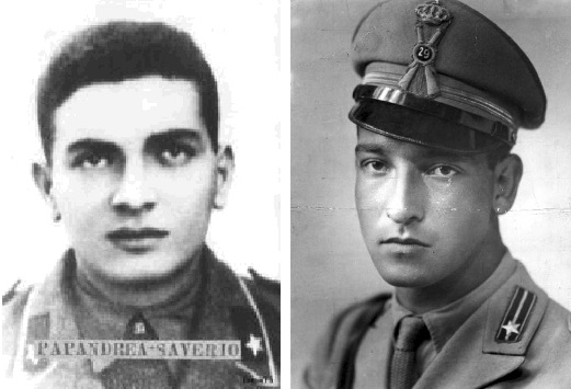 Saverio Papandrea e Vinicio Cortese: il contributo vibonese alla guerra di liberazione