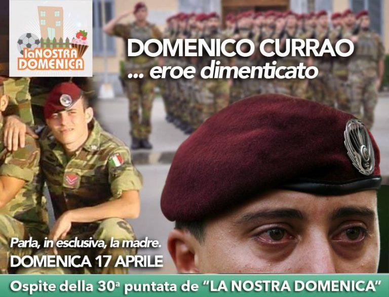 VIDEO   Domenico Currao, eroe dimenticato