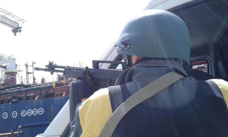 GALLERY-VIDEO   Scenario di guerra al porto: riuscita l'esercitazione antiterrorismo
