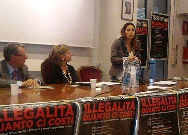 Immacolata Corso e il coraggio di dire No alla mafia