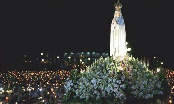 La Madonna di Fatima in arrivo in città