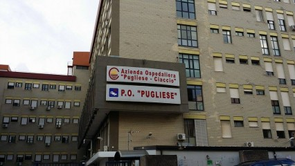 "L'ospedale ""Pugliese"" di Catanzaro"