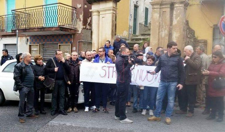 VIDEO   Monterosso si mobilita per il ripristino della Ex Ss 110