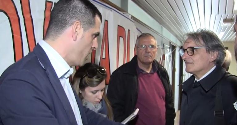 VIDEO   Provincia, i dipendenti invocano le dimissioni di Niglia