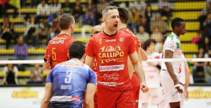 Apoteosi Tonno Callipo, è finale play off