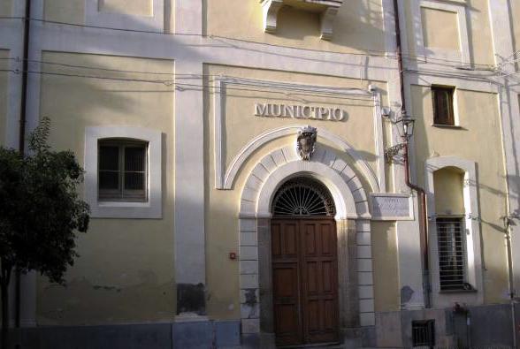 Palazzo Sant'Anna, sede del Comune di Tropea