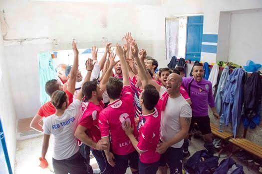 Il Tropea festeggia la promozione in Seconda categoria