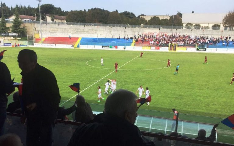 Vibonese versus Reggio, il derby finisce in parità