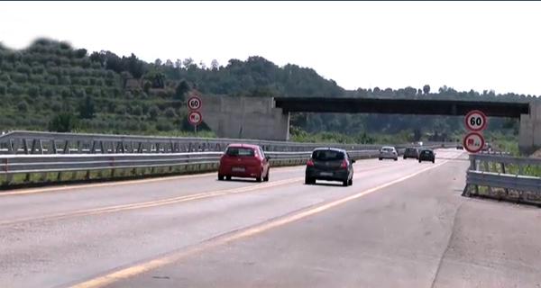 Sequestro A3 nel Vibonese, il tratto autostradale resta percorribile
