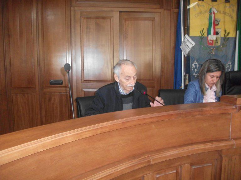 Filandari, dimissioni irrevocabili del sindaco Pizzuto