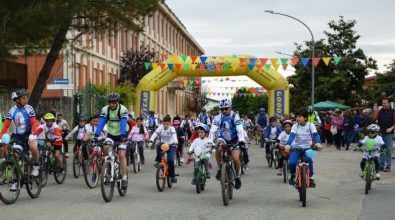 Bimbimbici a San Costantino, una giornata di festa su due ruote