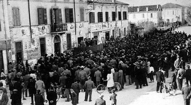"""Quando il socialista Mancini fu """"colpito"""" da paralisi alla vista di una croce"""