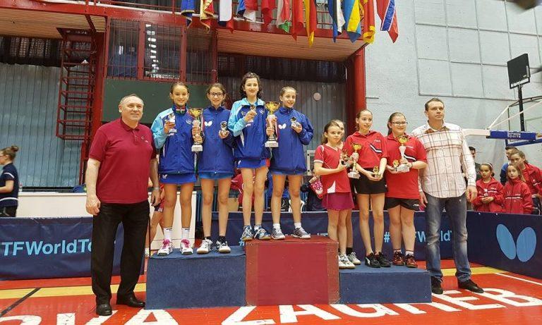 Miriam Carnovale, il futuro del tennistavolo italiano