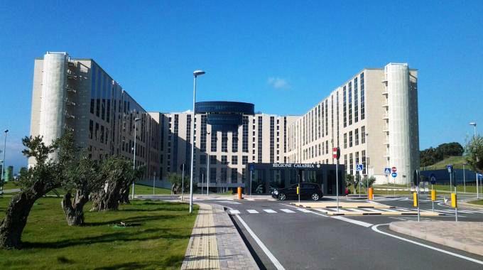 La sede della Regione Calabria