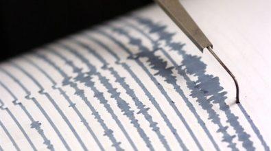 Terremoto: scossa di magnitudo 2.5 con epicentro a San Calogero