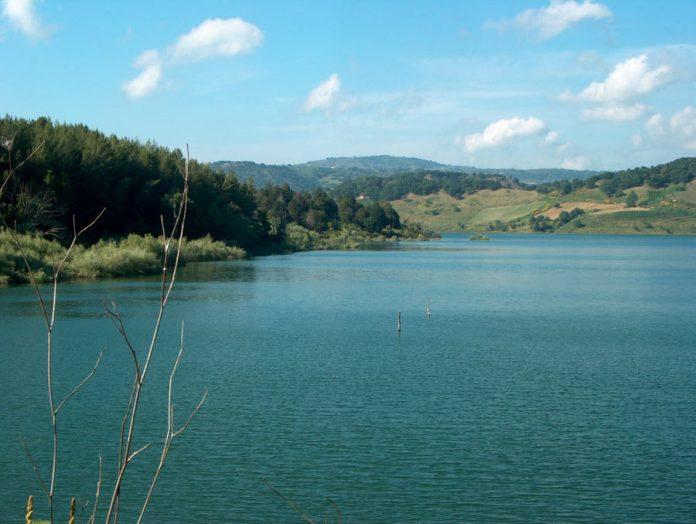 Il bacino dell'Angitola