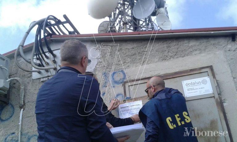 Antenna abusiva a Stefanaconi, la minoranza ne sollecita l'abbattimento