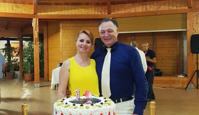 Annamaria Pittella e Alfredo Franza