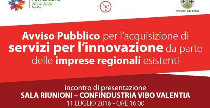 Nuove opportunità per le imprese, lunedì l'incontro in Confindustria